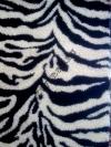 Турецкий ковер шагги 230 cream black