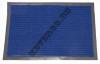 Резиновый коврик синий